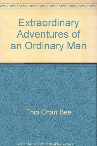 9780901269270: Extraordinary Adventures of an Ordinary Man