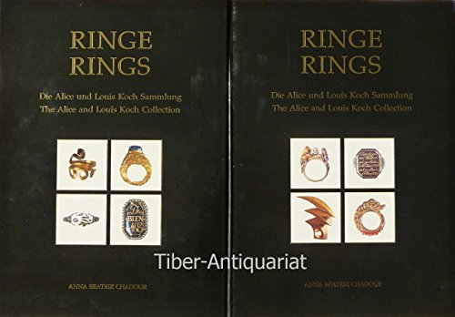 9780901286451: Rings: Alice and Louis Koch Collection