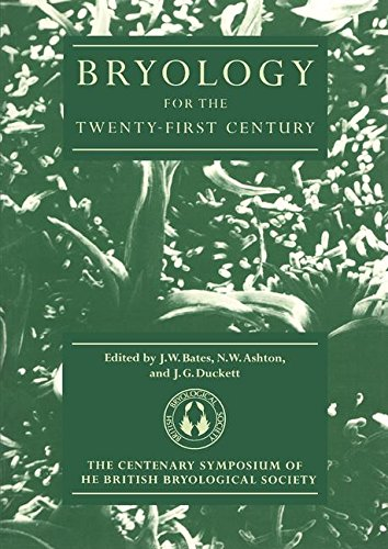 9780901286901: Bryology for the Twenty-first Century (Maney Main Publications)