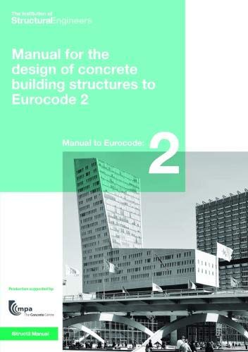 9780901297426: Manual for the design of concrete building structures to Eurocode 2