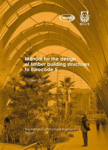 9780901297440: Manual for the Design of Timber Building Structures to Eurocode 5