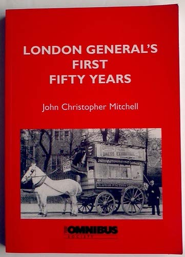 9780901307736: London General's First Fifty Years