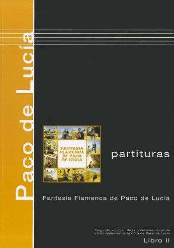 9780901310316: Partituras: Fantasia Flamenca de Paco de Lucia