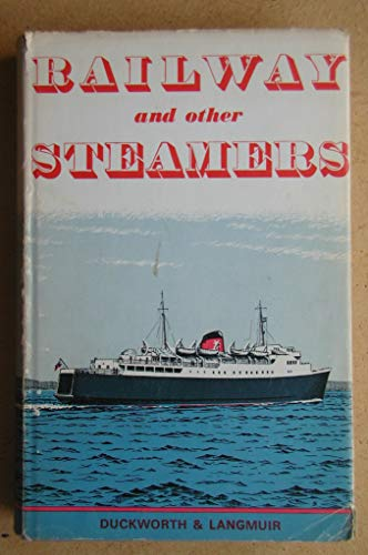 9780901314123: Railway and Other Steamers