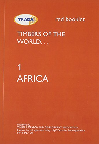 9780901348432: Timbers of the World: Timbers of Africa v. 1 (TRADA red booklet)