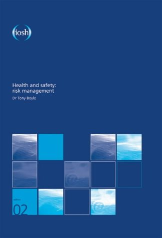 9780901357328: Health and Safety - Risk Management