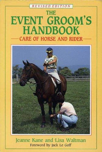 9780901366078: The Event Groom's Handbook