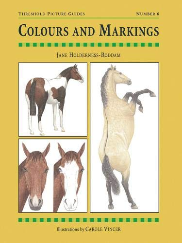 Colours and Markings: Threshold Picture Guide No: Holderness-Roddam, Jane