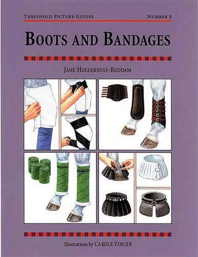 Boots and Bandages (Threshold Picture Guides): Jane Holderness-Roddam