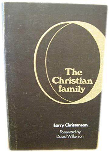 9780901398123: Christian Family