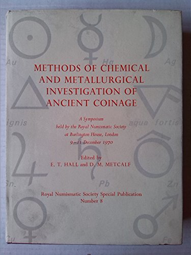 Methods of Chemical and Metallurgical Investigation of