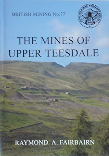 9780901450593: The Mines of Upper Teesdale (British mining)