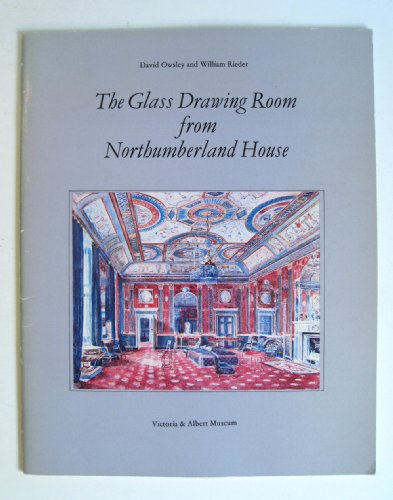 9780901486677: The Glass Drawing Room from Northumberland House
