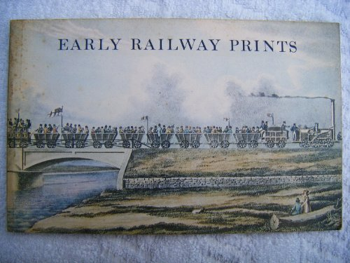 Early railway prints: From the collection of Mr. and Mrs. M. G. Powell: Michael Darby