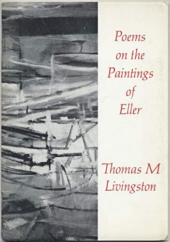 9780901494054: Poems on the Paintings of Eller