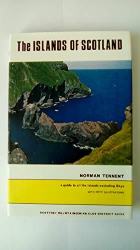 9780901516473: Islands of Scotland (Scottish Mountaineering Trust Guides)