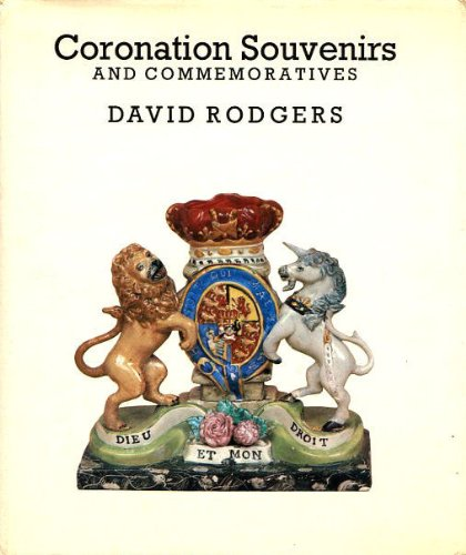 Coronation Souvenirs and Commemoratives. Jubilee Paperback Edition.