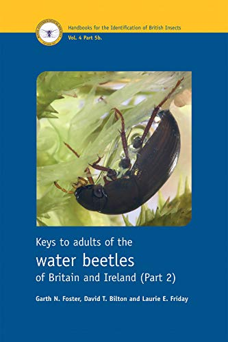 9780901546975: Keys to the Adults of the Water Beetles of Britain and Ireland: Part 2