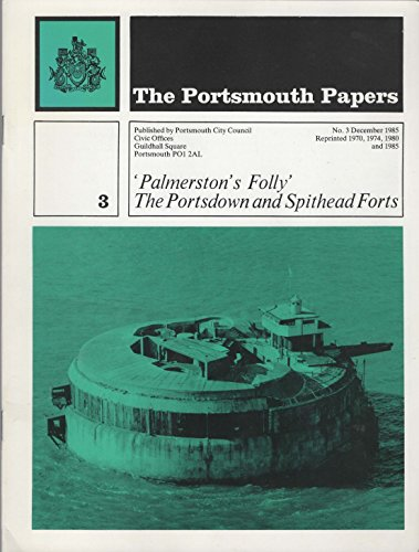 9780901559197: Palmerston's Folly: Portsdown and Spithead Forts