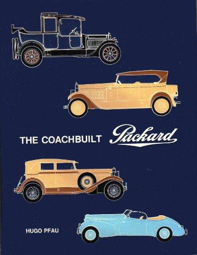 The Coachbuilt Packard: Pfau, Hugo