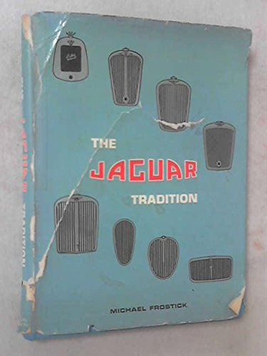 The Jaguar Tradition (UNCOMMON REVISED EDITION)