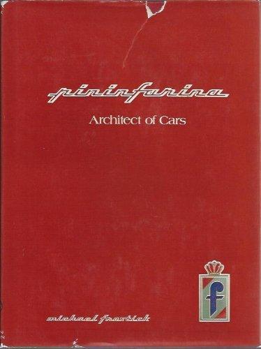 9780901564177: Pinin Farina: Architect of Cars