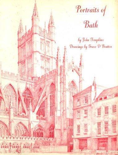 Portraits of Bath.: Tompkins, John and