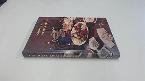 9780901571823: Georgian Menus and Meals