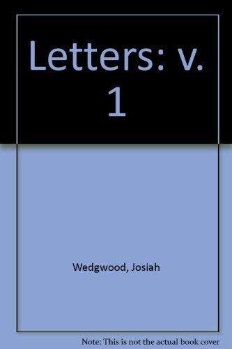 9780901598899: Letters: v. 1