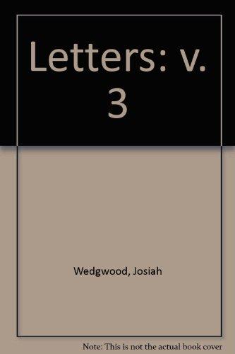 9780901598950: Letters: v. 3