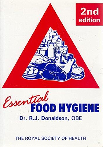 9780901619112: Essential Food Hygiene