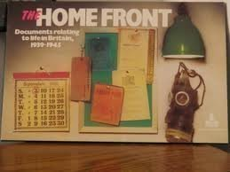 9780901627391: The Home Front: Documents Relating to Life in Britain, 1939-1945