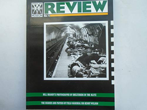 9780901627520: Imperial War Museum Review, No 4