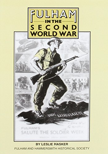 9780901642202: Fulham in the Second World War