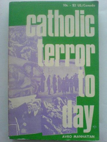 9780901646002: Catholic Terror Today