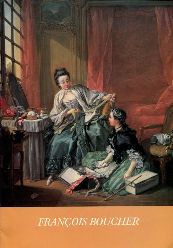 9780901673237: FRANCOIS BOUCHER: PAINTINGS, DRAWING AND PRINTS FROM THE NATIONALMUSEUM, STOCKHOLM.