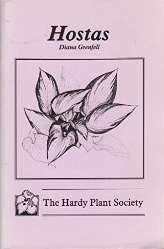 9780901687081: Hostas (Hardy Plant Society Booklets)