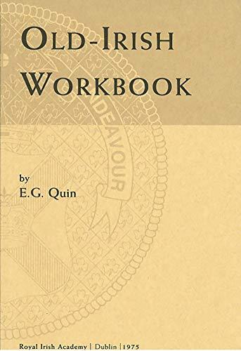 9780901714084: Old Irish Workbook