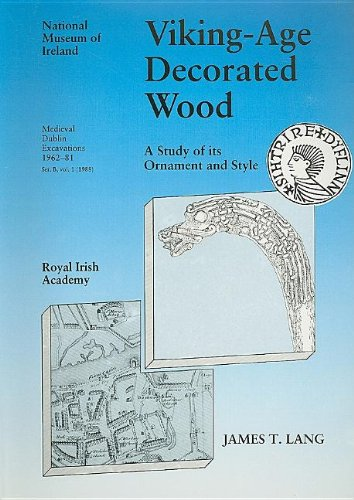 9780901714695: Viking Age Decorated Wood (Medieval Dublin Excavations series B) (v. 1)