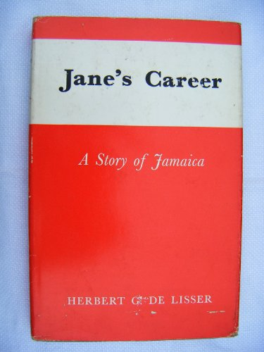 9780901720146: Jane's Career: A Story of Jamaica.