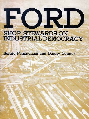 9780901740656: Ford Shop Stewards on Industrial Democracy