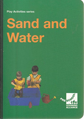 9780901755933: Sand and Water (Play Activities)