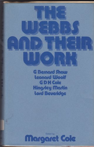 9780901759757: Webbs and Their Work
