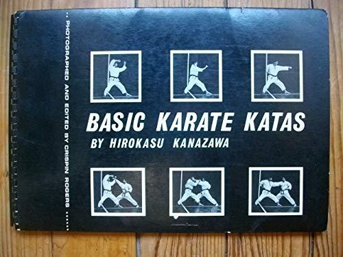 9780901764010: Basic Karate Katas