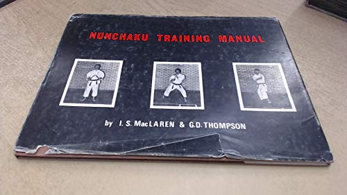 9780901764126: Nunchaku Training Manual