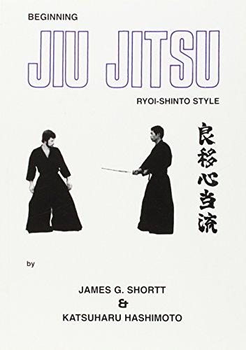 9780901764423: Beginning Ju-jitsu: Ryoi-shinto Style