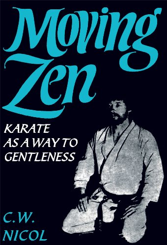 9780901764515: Moving Zen: Karate as a Way to Gentleness