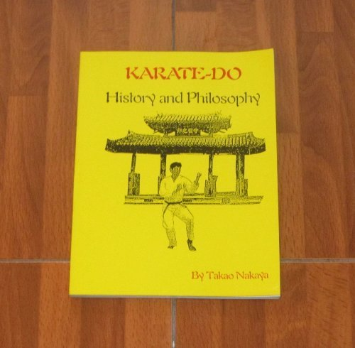 9780901764874: Karate-do: History and Philosophy