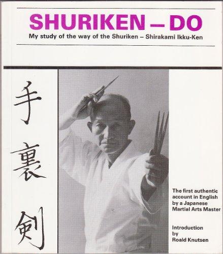 9780901764942: Shuriken-do: My Study of the Way of the Shuriken