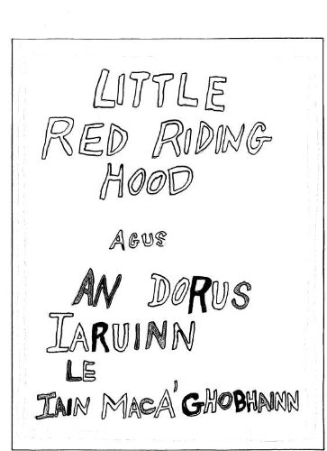 9780901771568: Little Red Riding Hood and the Iron Door (Scots Gaelic Edition)